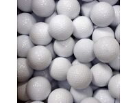Golf Balls 100 Mixed Colours and Makes for Winter Golf Nice Condition