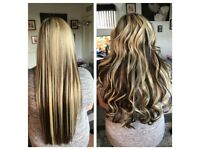 Hair Extensions Special offer - Mobile and in Salon appointments