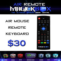 MagickBox 2.4ghz Wireless Air Mouse Remote With Mini KeyBoard !
