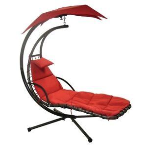 Chaise de rêve rouge