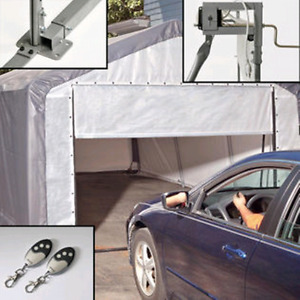 Shelterlogic/tempo electric garage door w/remote