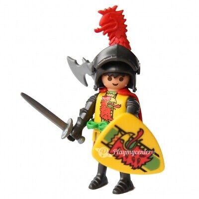 PLAYMOBIL Serie 19 - 70565 Chico Caballero del Aguila, knights, NUEVO / NEW