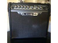 Guitar amp line 6