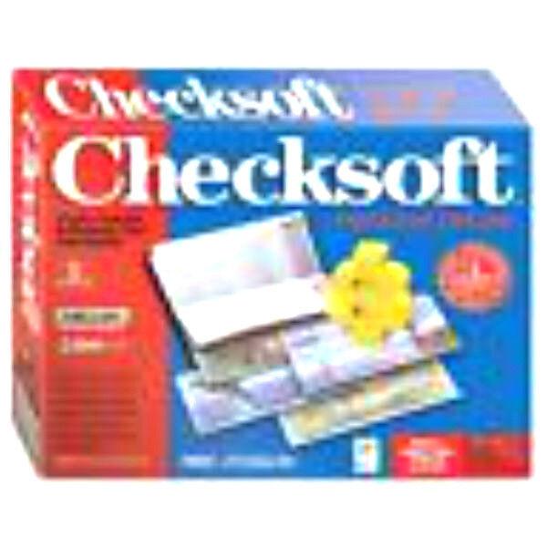 Avanquest Checksoft Personal Deluxe Software Retail Box C...