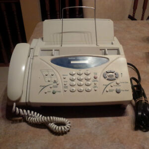 Brother Intellifax 775 Phone, fax and copier London Ontario image 1