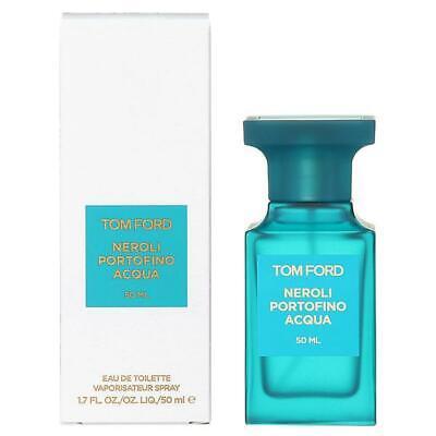 TOM FORD Neroli Portofino Acqua EDT Spray 50ml/1.7oz NEW in Box, Sealed