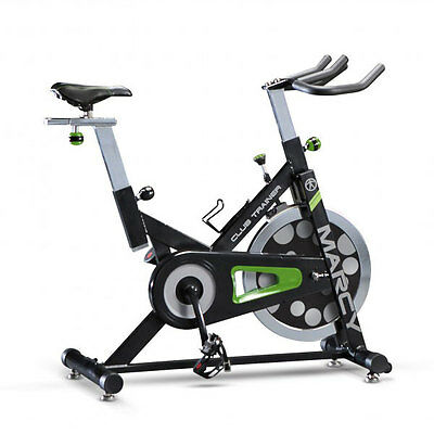 Marcy Revolution Cycle XJ-3220 Indoor Gym Trainer Exercise Stationary Pedal Bike