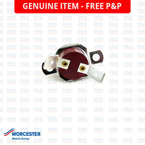 WORCESTER 230, 240 & 280 THERMISTOR SENSOR 87161423190 - BRAND NEW *FREE P&P*