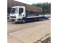 Lelyland daf 45 160 recovery lorry
