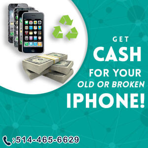 Paying CASH For ALL Smartphones Damaged is okay!