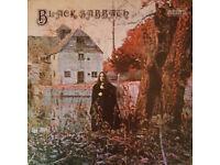 Black Sabbath - Self Titled 1st album