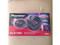 Pioneer TS-R17505 3 Way Speakers