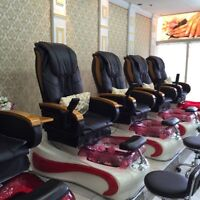 PEDICURE SPA CHAIRS FOR SELL!!!