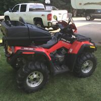 2011 can am xt 650 power steering