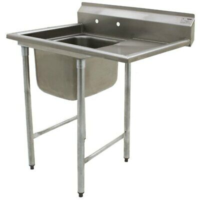 Eagle 414-22-1-24r 51 One 1 Compartment Sink 22 X 22 Bowl Right Drainboard