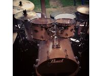 Pearl export series shell pack