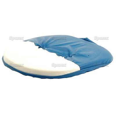 Brand New Seat Cushion Bluewhite To Fit Metal Seats S52665