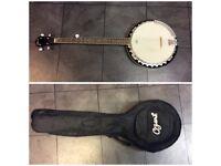 Left Handed 5 String Banjo