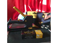 NEW - STAPLE & BRAD NAILER TACKER Gun - Heavy Duty - Superb Quality