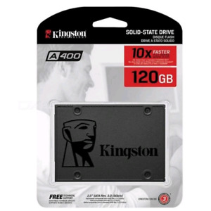 120 GB SSD Kingston