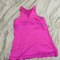 Lululemon work out tank size 8