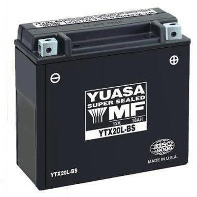 Yamaha Hi-performance Replacement Battery Ef4500iseef6300isde - Ytx-20lbs-00-00