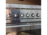 Smeg A2 Double Oven range cooker ... gas hob/electric ovens