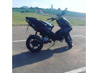 Yamaha aerox 70