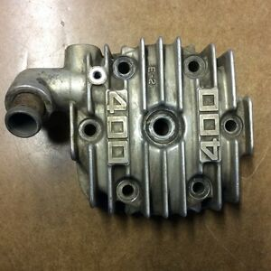 POLARIS 400L CYLINDER HEAD
