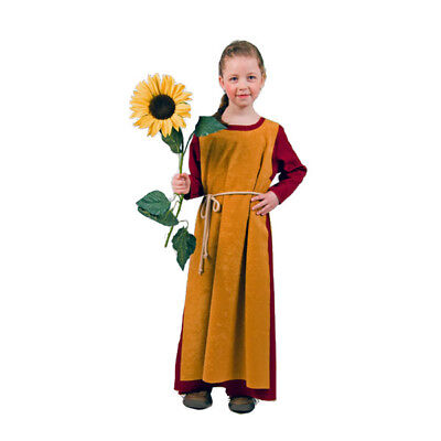 Wikinger Kostüm Mädchen Kinder Wikingerkostüm Magd Maria untersch. Größen ()