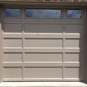 SAVE ON GARAGE DOORS Cambridge Kitchener Area image 2