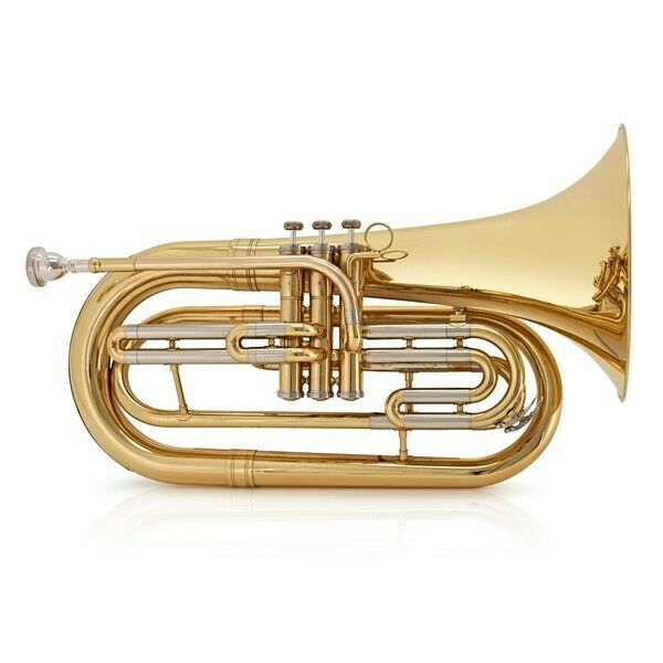 Marching Baritone Horn by Gear4music