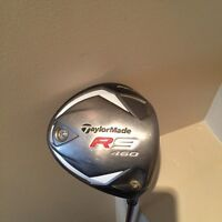 Taylormade R9 Driver stiff shaft, right/droitier