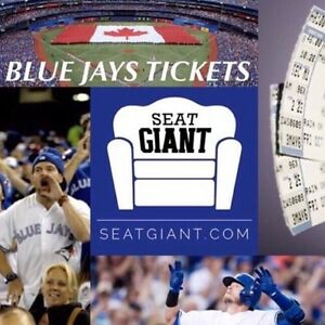 BLUE JAYS TICKETS - TODAY FROM $15!!!