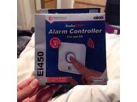 Ei450 Aico Radio link alarm controller for Smoke/Heat/Carbon monoxide alarms
