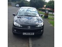 Pug 206 in good condition this will come with full mot