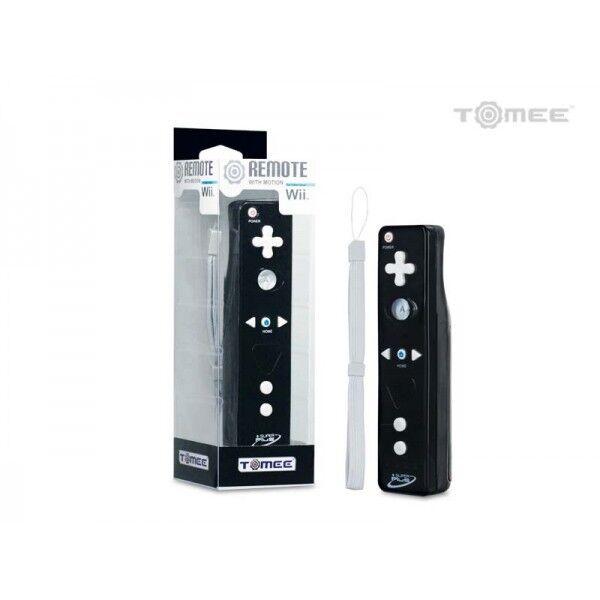Wii U/ Wii Super Plus Built-in Wireless Remote (black) - ...