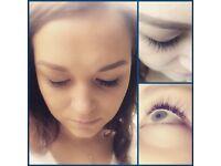 Gel nails & individual eyelash extension