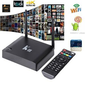 NEW 2016 Top of the Line Android TV Box   Kodi 16.1   2GB RAM