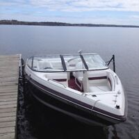 1996 Celebrity 19 foot with a 2007 4.3L Mercruiser MPI