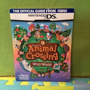 Guide officiel Nintendo: ANIMAL CROSSING Wild World (NDS)