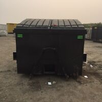 Bins for rent Calgary