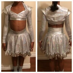 Competitive Dance Costumes Size 6-9