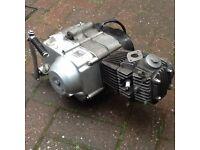 Pit bike engine