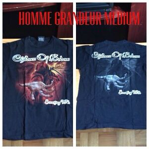 Tshirt metal children of bodom MEDIUM West Island Greater Montréal image 2