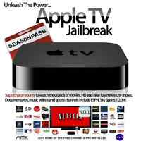 Apple TV 1, 2, Android TV Box, Boxee Box XBMC Installations!