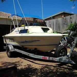 Fully Setup Fishing/family boat Labrador Gold Coast City Preview