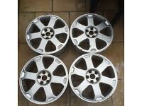 Audi S3 alloys 17'