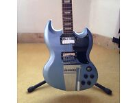 Vintage (brand) SG. Brilliant condition.
