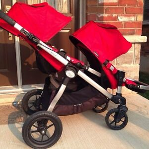 ISO double or single city select stroller